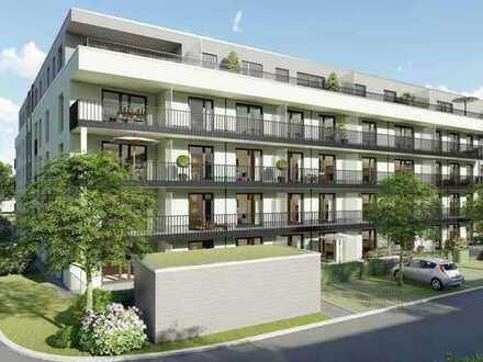 Lebensqualität in allen Facetten! Sonniges 4-Zimmer-Penthaus mit 86qm Dachterrasse!