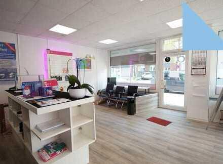 Ihr neuer Standort: Eckladenlokal mit großer Schaufensterfront in hochfrequentierter Lage!