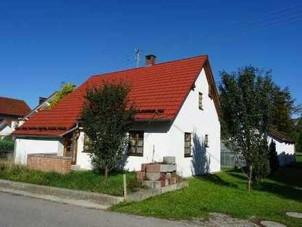 Kleines Wohnhaus im schönen Voralpengebiet Richtung Füssen