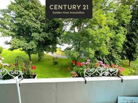 grün, ruhig & zentral! Modernisierte 4-Zimmer-Wohnung *provisionsfrei