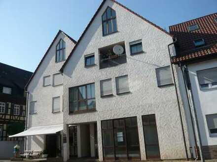 Helle komplett sanierte 3-Zimmer-Wohnung in zentraler Lage von Lorch