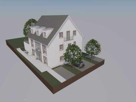 Erstbezug mit Dachterrasse : Aussergewöhnliche 4-Zimmer Maisonette-Wohnung in Bensheim