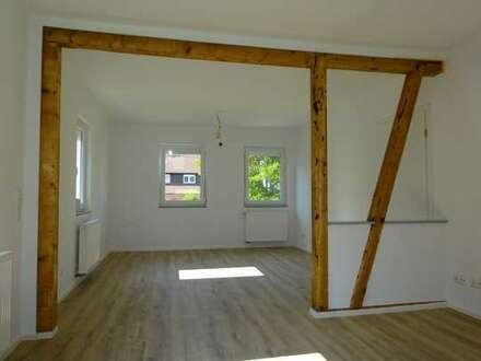Deckenpfronn - 3,5 Zi.-Wohnung mit großer, überdachter Dachterrasse