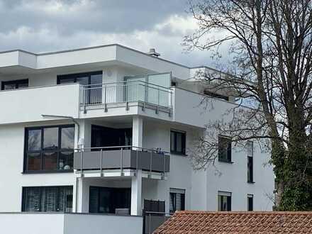 Erstbezug: Schöne 2-Zimmer-Penthouse-Wohnung