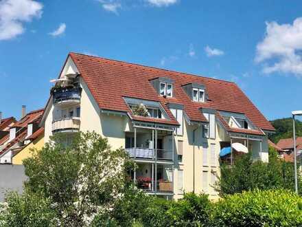 Vermietete 2-Zimmer ETW mit TG Stellplatz in Grenzach-Wyhlen für Kapitalanleger