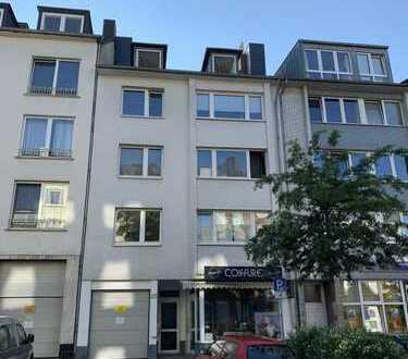 WG-taugliche 2-Zi-Wohnung mit EBK + großer Terrasse zu vermieten ! Neues BAD !