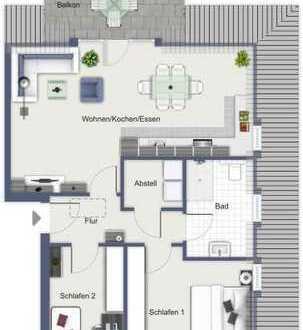Penthouse! Neubau-Eigentumswohnung in Essen