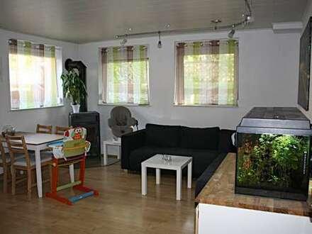 Großzügige 3 Zi-Souterrain-Wohnung in Bamberg, Nähe Moosstraße