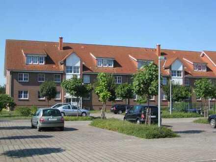 Hier fühlt man sich wohl - gepflegte Erdgeschosswohnung mit Terrasse im Wohnpark Domblick!