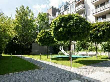 Haidhausen - Exclusives Townhouse mit 5 Zimmern