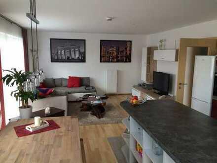 Schöne 3 Zimmer-Wohnung in Bahnhofsnähe in einem 3-Familienhaus KFW 70