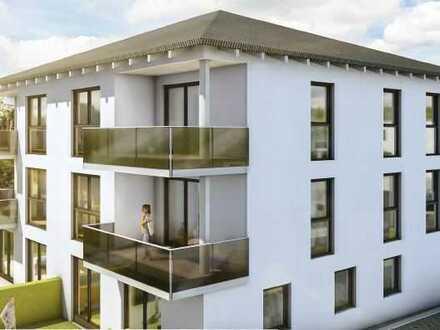 Erstbezug mit Balkon: freundliche 3-Zimmer-Wohnung in Maxhütte-Haidhof