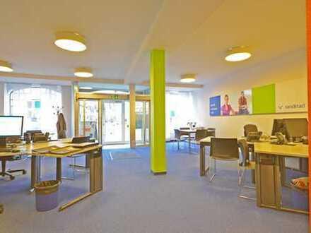 Modernes Büro mit Geschichte am Leonberger Marktplatz zu vermieten