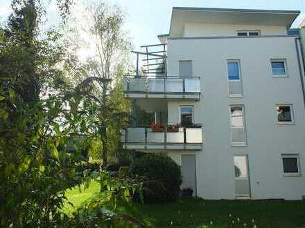 """Seniorenresidenz """"Bräuchle Park"""" - 2 Zimmer Wohnung mit Balkon und Blick ins Grüne"""