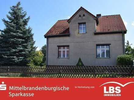 Haus mit Charme, wunderbar gelegen in Krummensee