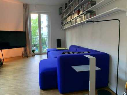 Furnished room in the centre of Neukölln, Kreuzberg and Friedrichshain next to Treptower Park and Gö