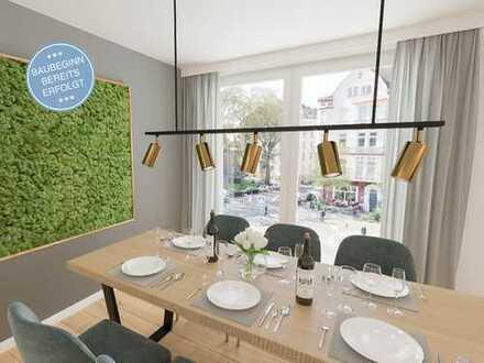 Barrierefreie Wohnung mit sonnigem Garten in ruhiger Umgebung für jedes Alter! *Schlüsselfertig*