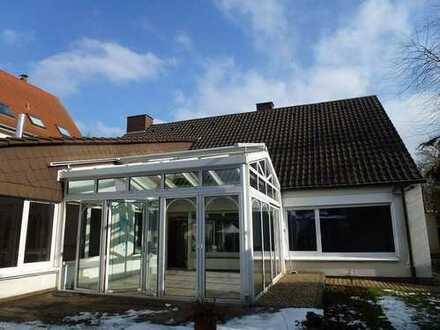 helle 4 Zimmer EG Wohng.in excl.Wohnlage in den Gartenreihen mit Wintergarten im Zweifamilienhaus