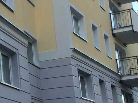 Mehrfamilienhaus in ruhiger Seitenstraße im aufstrebenden Gallus