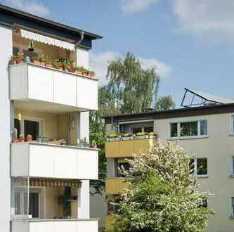 Sie wohnen gerne am Stadtrand? Dann schauen sich Sie doch diese tolle Wohnung an: