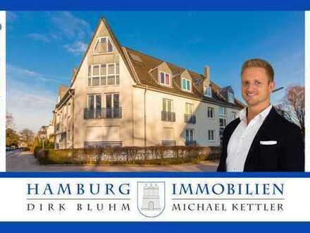 Kapitalanlage/Eigennutzung - 3-Zimmer EG-Wohnung mit Terrasse & Stellplatz in 22179 Hamburg-Bramfeld