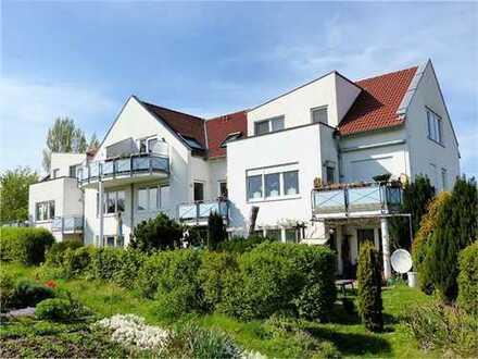 Zweiraum - Eigentumswohnung mit Balkon und toller Aussicht