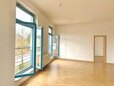 Moderne 2 Zimmerwohnung in Wendisch-Rietz in der kleinen Promenade.