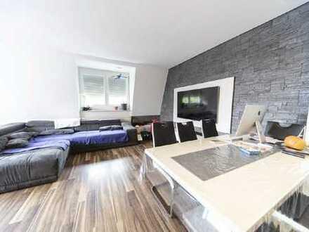 3,5-Zimmer-Penthousewohnung mit herrlichem Blick
