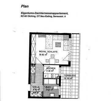 1,5-Zimmer-Terrassenwhg und EBK | 2min zur S-Bahn | 20min nach München ( Neu Esting /Olching)