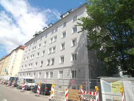 Neubau / Maxvorstadt - top 3-Zimmer-DG-Whg. mit Loggia!
