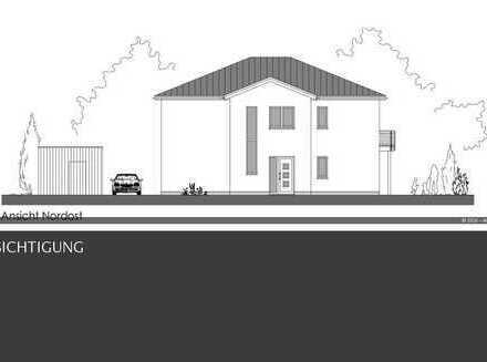 Großzügige Erdgeschosswohnung mit Garten! KfW 55 Standard