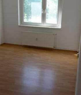 neu renovierte 4 Raum Wohnung - hell und sehr ruhig zu vermieten