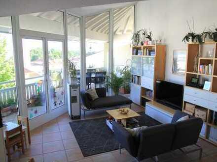 Lichtdurchflutete 4,5-Zimmer Maisonette Wohnung in Filderstadt-Bernhausen