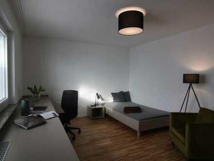 12 Voll möbilierte Apartments in direkter Uni-Nähe!