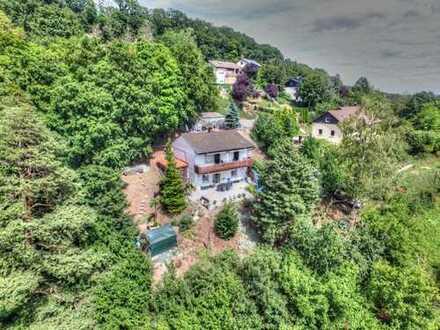 EINMALIG: top ausgestattetes Haus in Traumlage mit gigantischem Ausblick & riesigem Grundstück