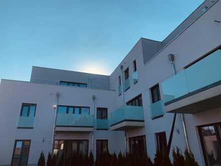 Exklusive, neuwertige 2-Zimmer-DG-Wohnung mit Kamin in Bergfelde bei Berlin