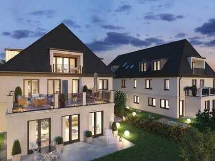 NEU: Elegante und edle 3-Zimmer-Gartenwohnung direkt am Perlacher Forst