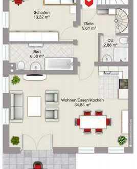 3-Zimmer-Wohnung in Landsberg-Reisch