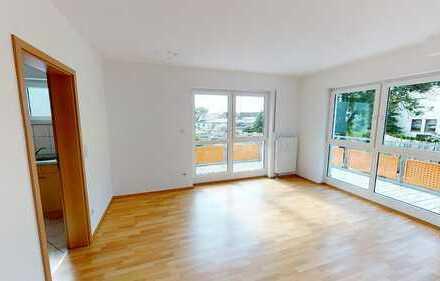 Sehr gepflegte Stadtwohnung mit Balkon, EBK und 2 TG-Plätzen in Limburg