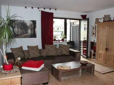 2-Zimmer-Wohnung im Thelottviertel