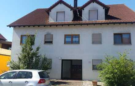 Schöne helle 3-Zimmer-Wohnung in Massenbachhausen
