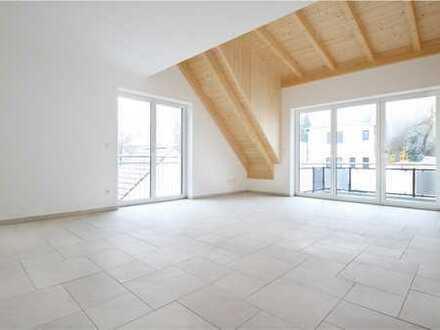 Traumhafte Dachgeschosswohnung mit Penthouse Charakter