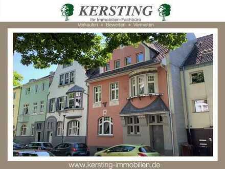 KR-Bismarckviertel! Interessante 3-Parteien-Stadtvilla in bester Lage mit freier Erdgeschosswohnung
