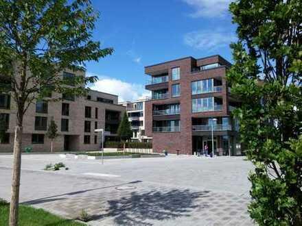 Wohnen mit Weserblick - attraktive 4 Zi. Wohnung im Magellan Quartier Überseestadt