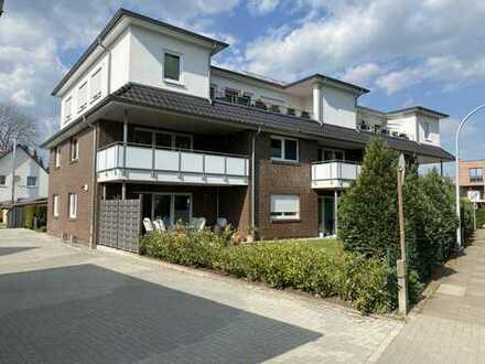 Stilvolle, geräumige und neuwertige 3-Zimmer-Wohnung mit Balkon und EBK in Norderstedt