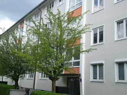 Idyllisch wohnen am Hirschgarten - mit Dachterrasse