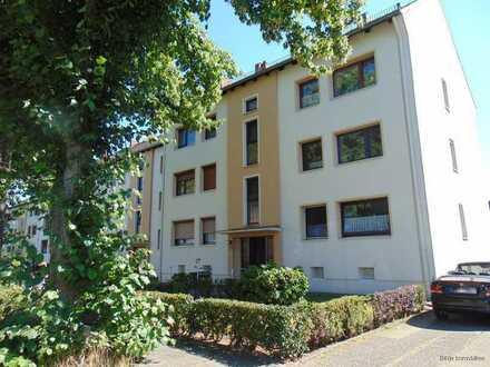 +++ANLAGEOBJEKT+++ Helle, gepflegte EG-Wohnung mit 3 Zimmern, Balkon, Sondernutzungsrecht am Garten