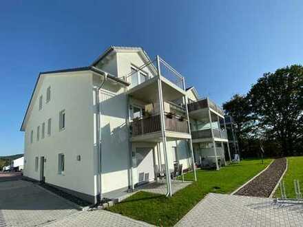 Schöne 3 Zimmer-Dachgeschosswohnung mit Blick ins Grüne