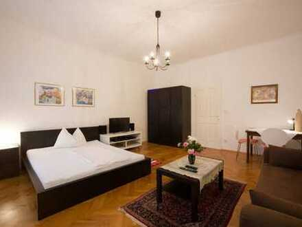 Erstbezug: attraktive 1-Zimmer-Wohnung mit EBK und Balkon in Mannheim