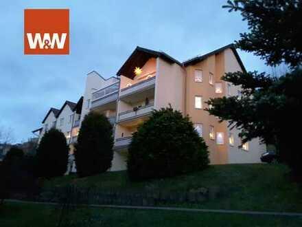 Großzügiger Wohnungsschnitt mit Balkon, Stellplatz und Abstellkammer als Kapitalanlage